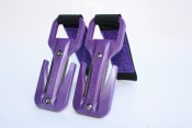 Eezycut Purple/Purple Knife Harness Pouch - Product Image