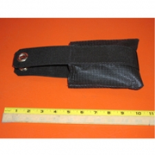 Extra Long style Tail Weight Pouch for Doubles, 5 lb capacity - Product Image