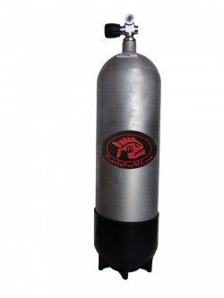"FXG100DVB Faber Hot Dipped Galvanized Cylinder ""Free Domestic Ground Shipping!"" - Product Image"