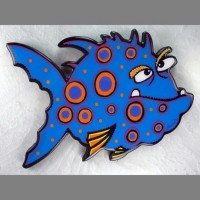 Fish Wall Art - Product Image