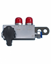"Gas Switch Block  ""Right side"" - Product Image"