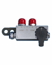 "Gas Switch Block  ""Left side"" - Product Image"