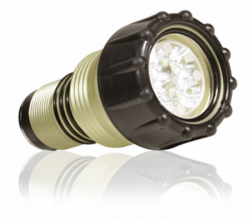 """Green Force Special! Quadristar XPGH Lighthead Only """" 1 Only!"""" - Product Image"""