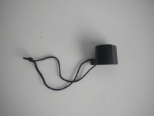 "Hard Valve Protector Cap  ""BLACK"" - Product Image"