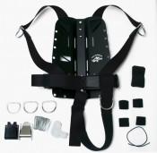 Hog Hogarthian Harness BLACK - Product Image