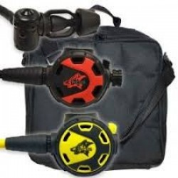 "Hog Regulator Package D2 Yoke ""non-sealed"" w/ Classic 2.0 Reg & Rec Tec Octo ""FREE Reg Bag!"" - Product Image"