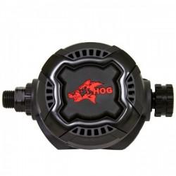 Hog Zenith Black Face Second Stage Regulator - Product Image