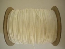 "Piranha Braided Nylon Twine Grade #48 NYLON Dive Line 430ft   ""White"" - Product Image"