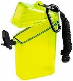 "Keep It Clear Case ""Yellow"" - Product Image"
