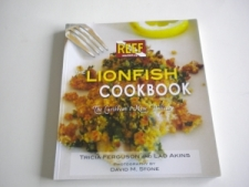 Lionfish Cook Book - Product Image