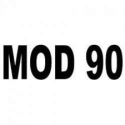 MOD 90 Sticker - Product Image