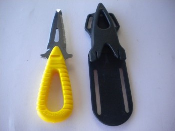 """Microsub PT Blunt Tip """"Yellow Handle"""" ***1 ONLY!*** - Product Image"""
