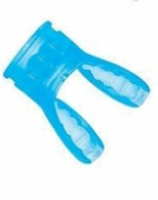 "Moldable Mouth Piece ""Color: Blue""  - Product Image"