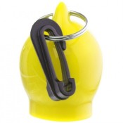 "Mouthpiece Holder  ""Neon Yellow"" ""Tough Bite Type"" - Product Image"