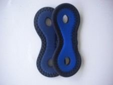 Neoprene Snorkel Keeps Blue/Navy Blue Color - Product Image