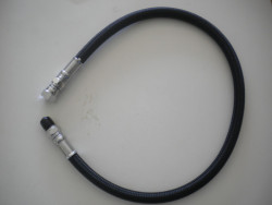"12"" HP Double Braided Hose - Product Image"