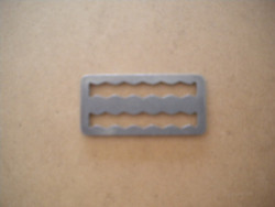 "2"" Wide Slot Slider w/ Teeth! - Product Image"
