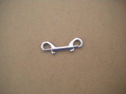 """New! 2.5"""" Stainless Steel Double Ender - Product Image"""