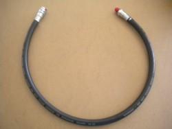 """27"""" LP PVC Rubber Hose Black - Product Image"""