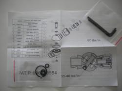 New! 360 Degree Swivel Rebuild Kit  - Product Image