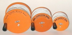 "New! 4"" Reef Scuba Survivor Reel Interchangeable Spool Modules - Product Image"