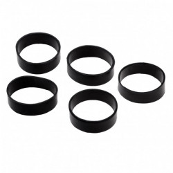 New! 5 Pack Small Rubber Bands - Product Image