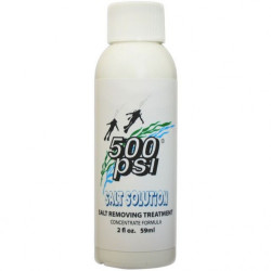 500 Psi Salt Solution Concentrate Bottle 2 0Z / 59ml - Product Image
