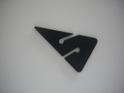 "New! Black Line Arrows ""Large Size"" - Product Image"