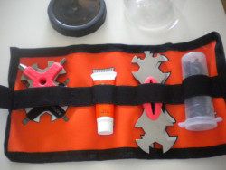 New! Deluxe Tool Kit - Product Image