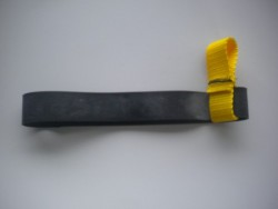 "New! EPDM Hose Retainer w/ Webbing Loop ""Large Size"" - Product Image"