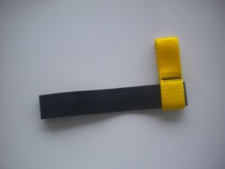 "New! EPDM Hose Retainer w/ Webbing Loop ""Small Size"" - Product Image"