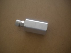 New! Female DIN Fill Adapter - Product Image