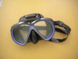 "IST Martinique Mask "" Purple Trim / Black Skirt"" - Product Image"
