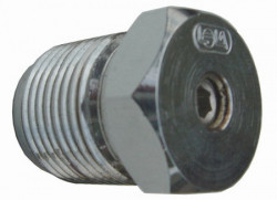 LOLA Pressure Release Plug w/ pressure release screw  - Product Image