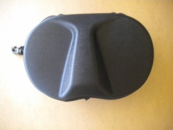 Mask Case Formed Fitting Semi-Hard Shell - Product Image