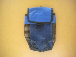 "Mesh Pocket! ""Blue Pocket!"" - Product Image"