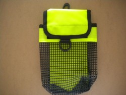 "Mesh Pocket! ""Neon Yellow Pocket!"" - Product Image"