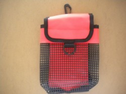 "Mesh Pocket! ""Safety ORANGE Pocket!"" - Product Image"