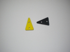 "New Mini Arrow Line Stoppers ""Two Tone / Yellow.Black"" - Product Image"