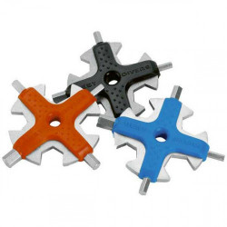 """New! Multi-Propose Star Tool """"Red Tool Only"""" - Product Image"""