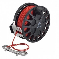 Piranha 250 Foot Sidewinder Reel  - Product Image
