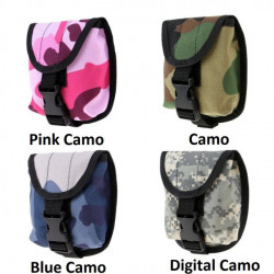 "Piranha Dive Mfg 4.4lbs Pocket ""Blue Camo"" Per Piece! - Product Image"