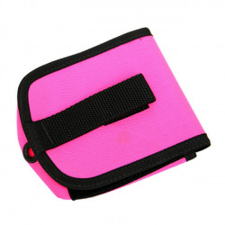 """Piranha Dive Mfg 4.4lbs Quick Attach / Release Pocket """"PINK"""" Per Piece! - Product Image"""