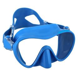 "Explorer III  Single Lens Mask low volume ""Ocean Blue Model"" - Product Image"