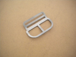 """New! Shoulder or Waist Clip No TEETH """"Bent style""""  - Product Image"""