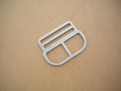 """New! Shoulder or Waist Clip No TEETH """"Flat style""""  - Product Image"""