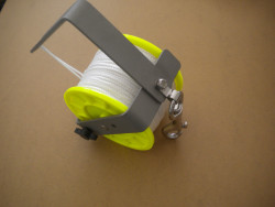 New! Special Pricing!!  Dive Reel 250 Feet - Product Image