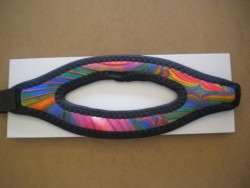 "New! Split Strap w/ Velcro Closure ""Multi-Colored / Sopsch"" - Product Image"