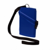 Passport Safe Case BLUE - Product Image