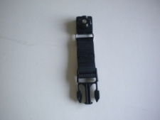 Pin Mount w/ Male Clip End - Product Image